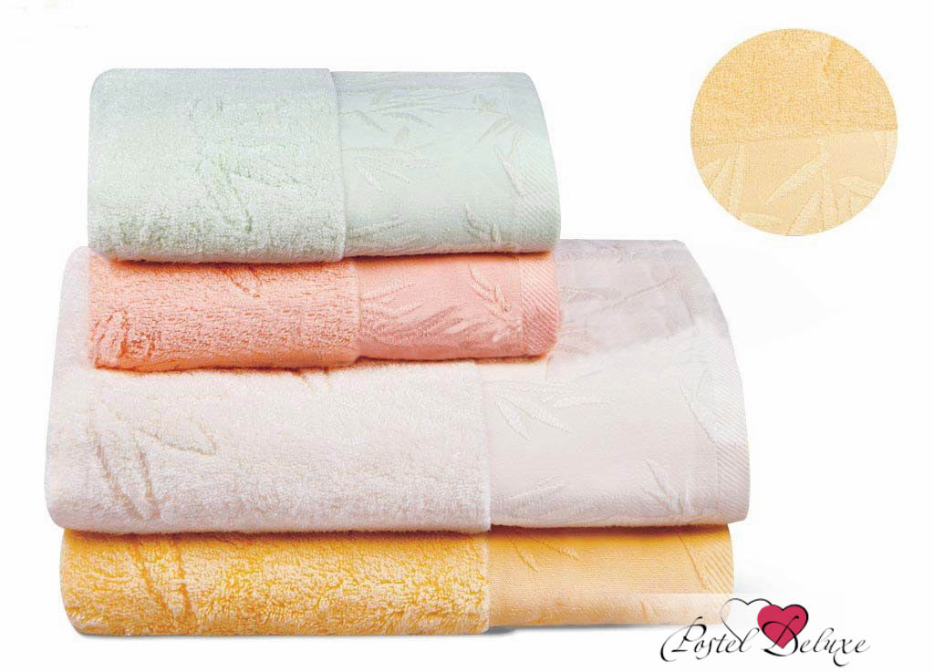 Полотенца Soavita Полотенце Nancy Цвет: Желтый (50х90 см) полотенца soavita полотенце селсо цвет розовый 50х90 см