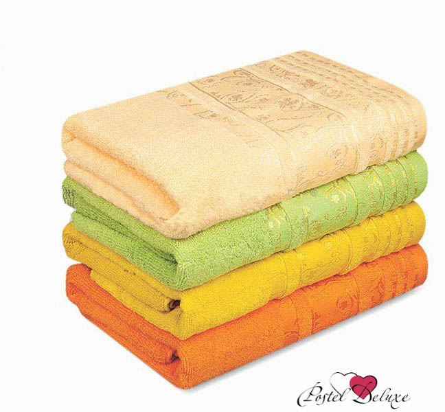 Полотенца Soavita Полотенце Sandra Цвет: Желтый (50х90 см) полотенца soavita полотенце селсо цвет розовый 50х90 см