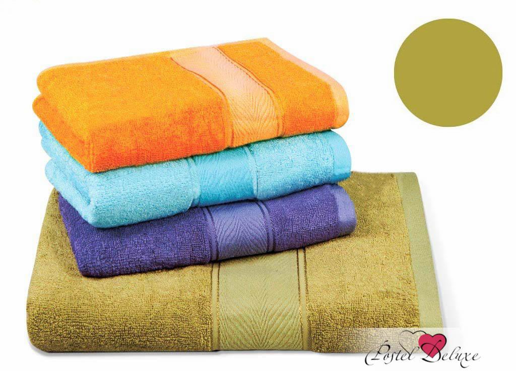 Полотенца Soavita Полотенце Stefano Цвет: Оливковый (70х140 см) полотенца soavita полотенце селсо цвет лиловый 70х140 см