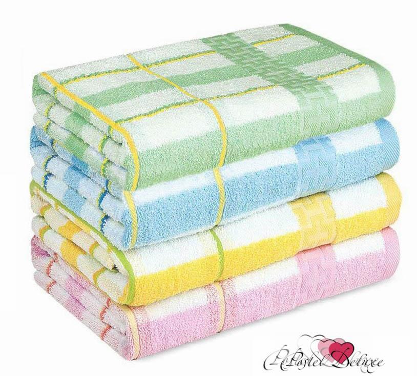 Полотенца Soavita Полотенце Светлая Клетка Цвет: Розовый (70х140 см) полотенца soavita полотенце селсо цвет розовый 50х90 см