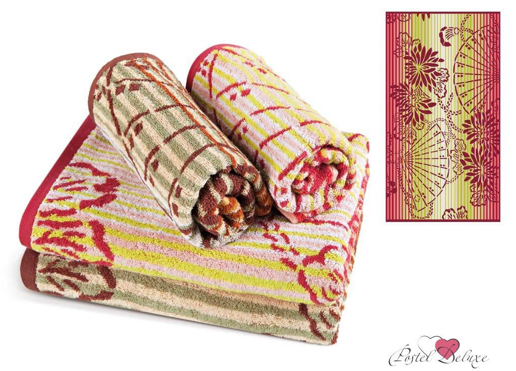 Полотенца Soavita Полотенце Lakeshia Цвет: Розовый (65х130 см) полотенце кухонное soavita цвет коралловый диаметр 65 см 48800