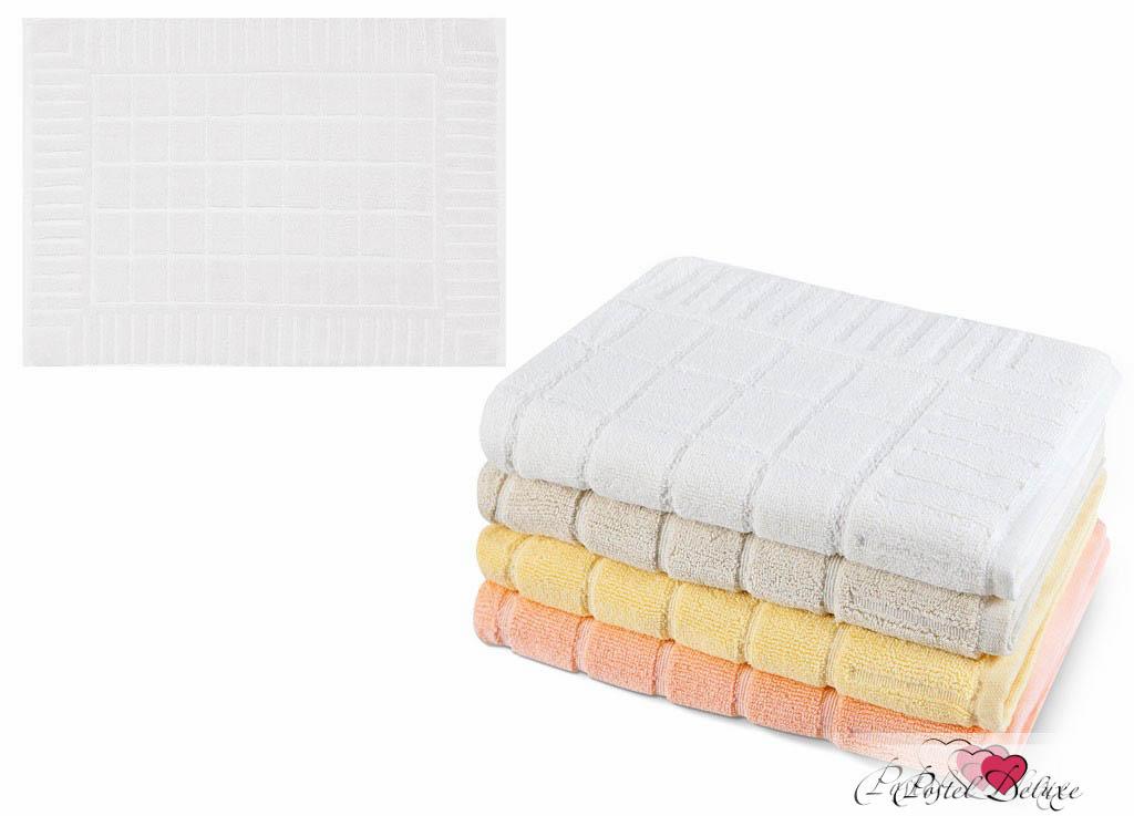 Полотенца Soavita Полотенце Добби Цвет: Белый (50х70 см) полотенце кухонное soavita цвет коралловый диаметр 65 см 48800