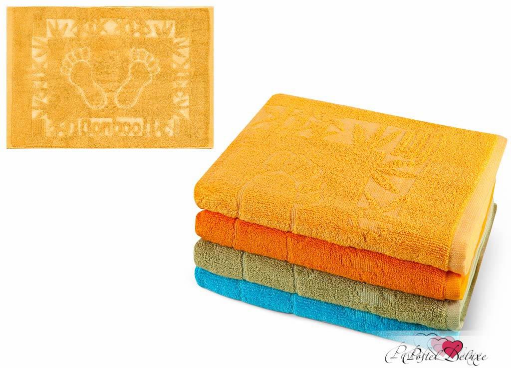 где купить Полотенца Soavita Полотенце Sydne Цвет: Желтый(50х70 см) по лучшей цене