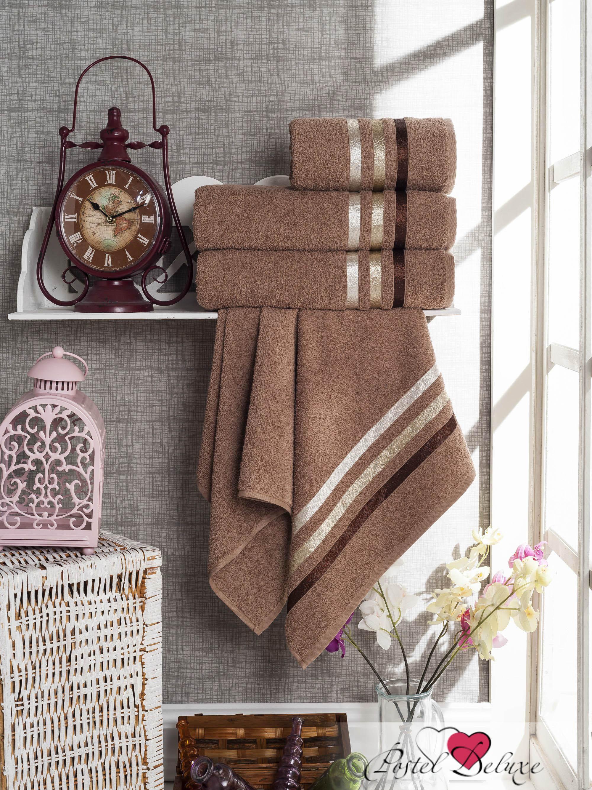 Полотенца Sokuculer Набор Полотенец Vevien Цвет: Коричневый полотенца do n co набор полотенец clara 70х140 см 4 шт