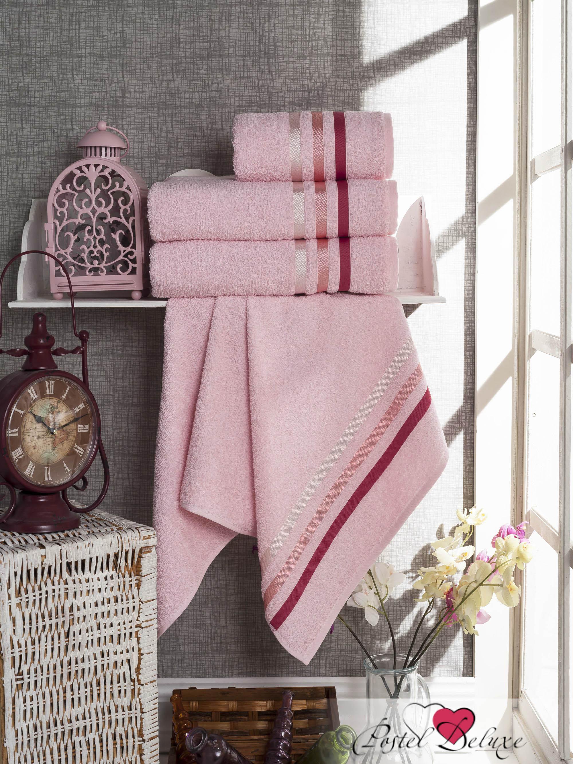 Полотенца Sokuculer Набор Полотенец Vevien Цвет: Розовый полотенца do n co набор полотенец clara 70х140 см 4 шт