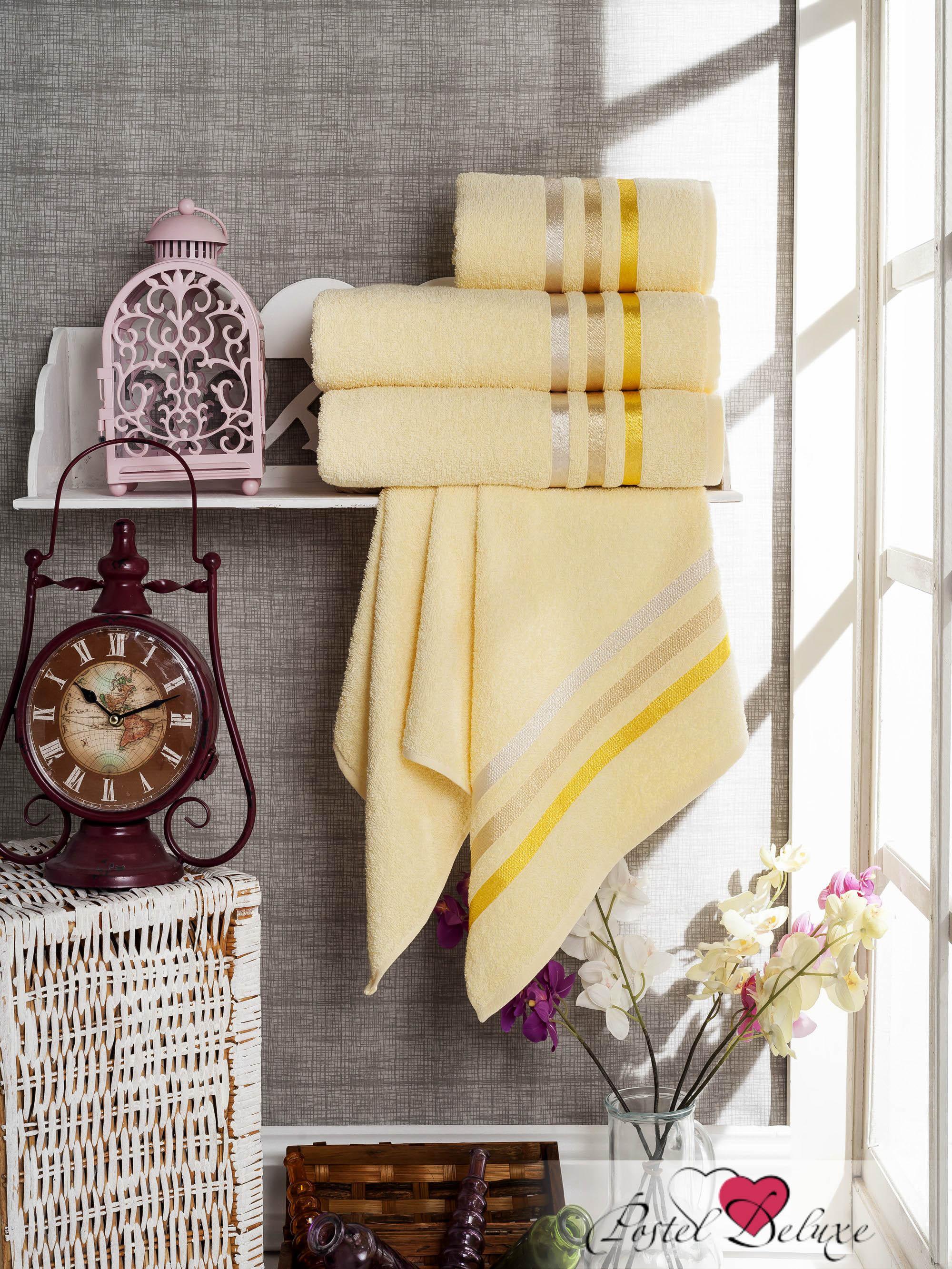 Полотенца Sokuculer Набор Полотенец Vevien Цвет: Жёлтый полотенца кухонные la pastel набор полотенец 4 предмета из микрофибры 30х30