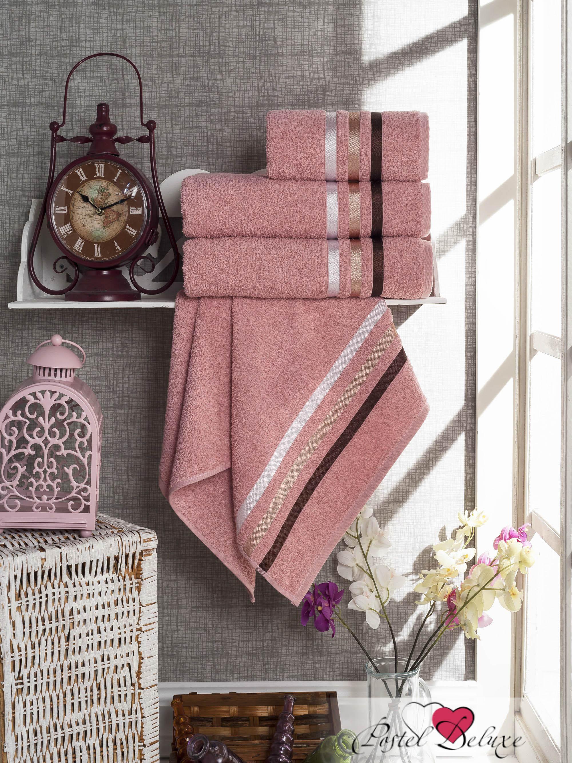 Полотенца Sokuculer Набор Полотенец Vevien Цвет: Брусничный полотенца кухонные la pastel набор полотенец 4 предмета из микрофибры 30х30