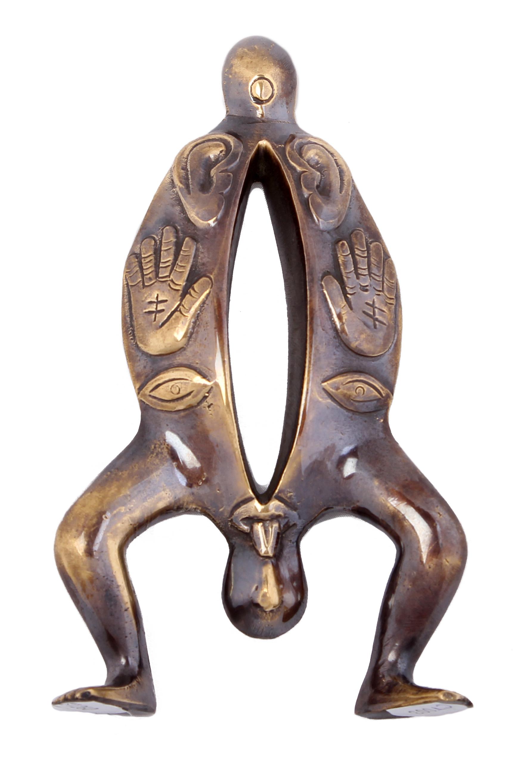 {} Ганг Статуэтка Инь-Янь (3х13х18 см) ганг статуэтка сова 4х7х8 см