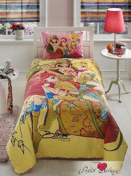 Детские покрывала, подушки, одеяла TAC Детское покрывало Winx (180х240 см) штора портьерная детская tac winx 200x265 персиковый gs0771b 90003150