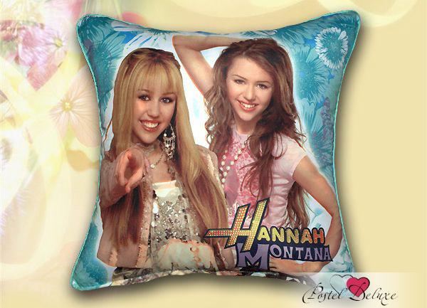 Декоративные подушки Tango Декоративная наволочка Hannah Montana (45х45) tango