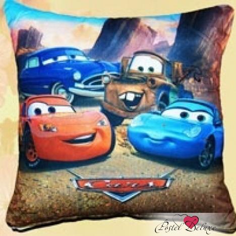 Декоративные подушки Tango Декоративная наволочка Cars (45х45) декоративные подушки tango декоративная наволочка mirengo 45х45