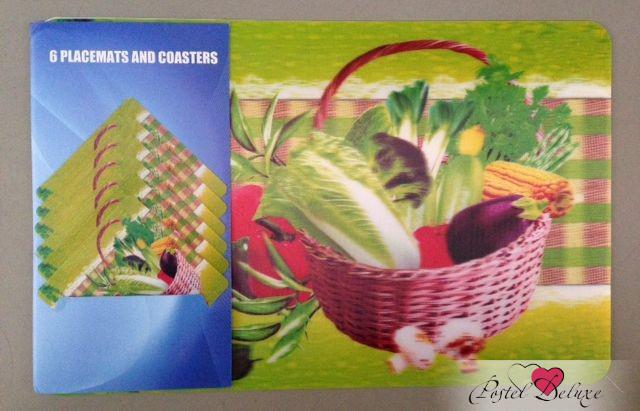 {} Tango Салфетки Carmona  (Набор) салфетки la pastel набор салфеток 6 пр плетение