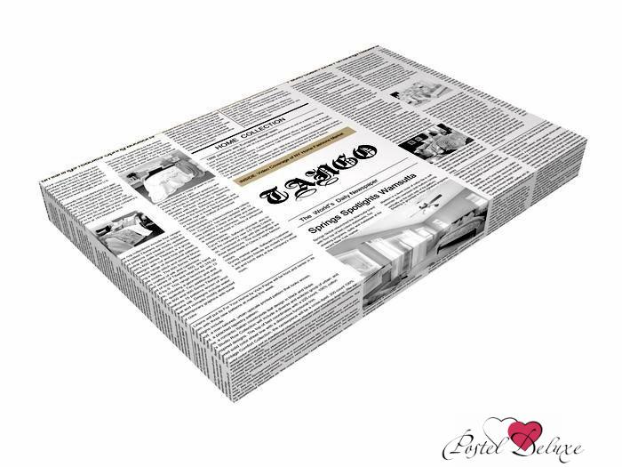 Постельное белье Tango Постельное бельеLeno(2 сп. евро) пледы tango плед микрофибра tango фланель евро 200x220