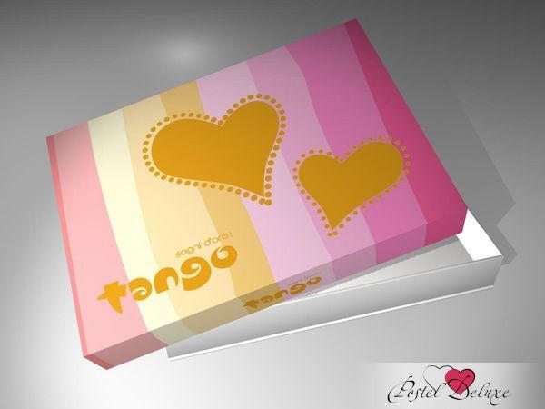 Постельное белье Tango Постельное белье Jinny (2 сп. евро) постельное белье адель шоколад евро