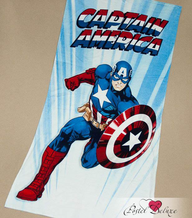 Полотенца Tango Полотенце Captain-America (75х150 см) build a bear workshop captain america teddy bear in captain america costume