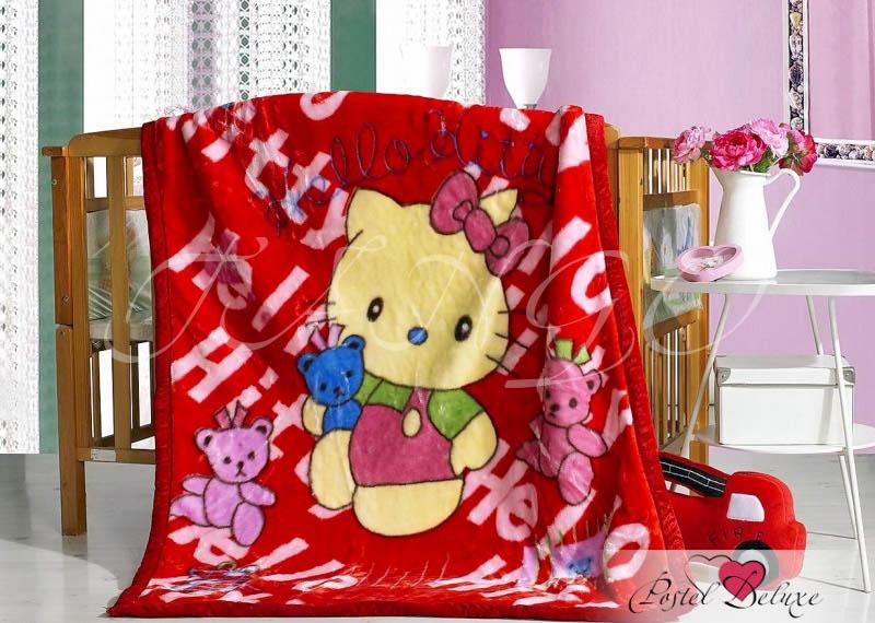 Детские покрывала, подушки, одеяла Tango Детский плед Hello Kitty (110х140 см)