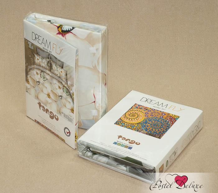 Постельное белье Tango Постельное белье Dream Fly (2 сп. евро) постельное белье luxe dream шоколад евро макси