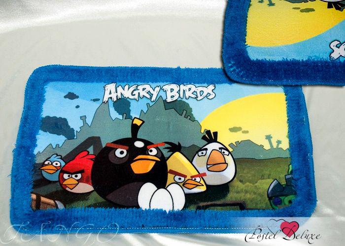 Аксессуары для ванной и туалета Tango Коврик для ванной Angry Birds (40х60 см) аксессуары для ванной и туалета tango коврик для ванной angry birds 40х60 см