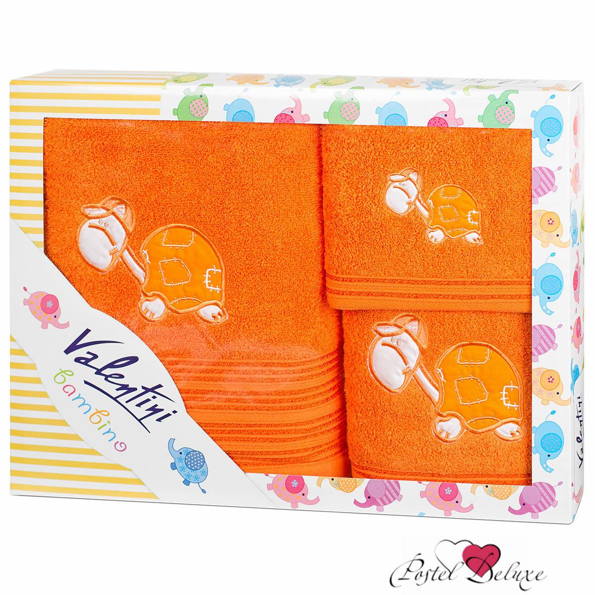 Полотенца Valentini Детское полотенце Junior Tbr Цвет: Оранжевый (Набор) набор из 3 полотенец merzuka sakura 50х90 2 70х140 8432 оранжевый