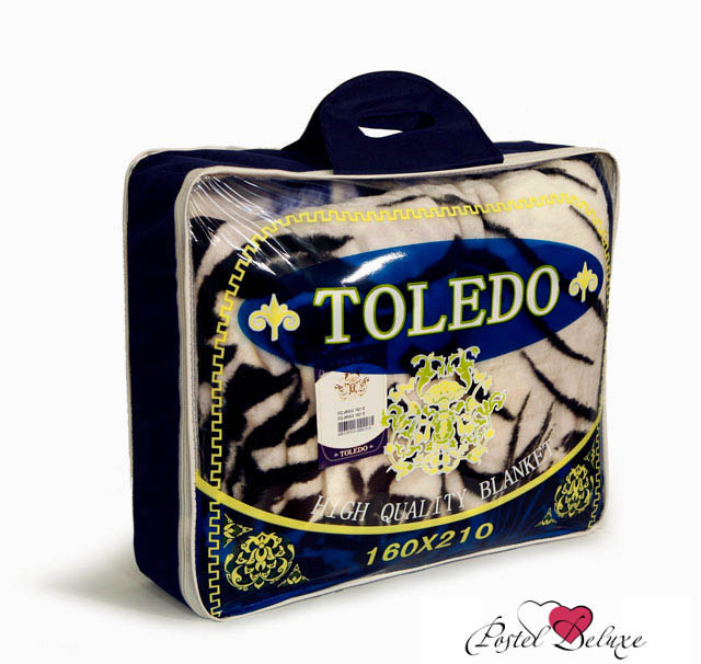 Плед Toledo Плед Linsy (150х200 см) 1 x for mettler toledo 3650 english scale keyboard film for mettler toledo 3650 3610 3950