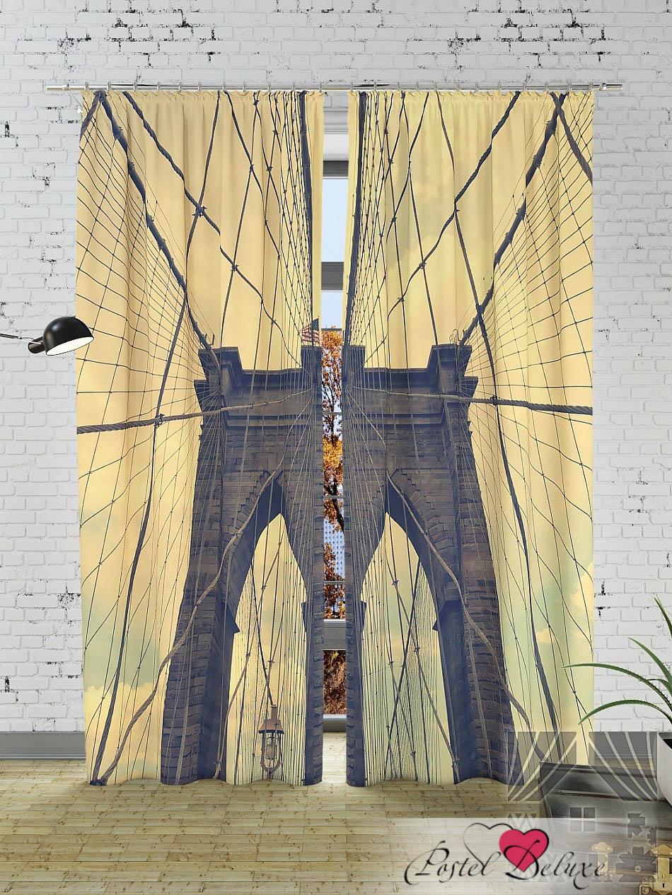 Шторы ТомДом Фотошторы Бруклинский Мост