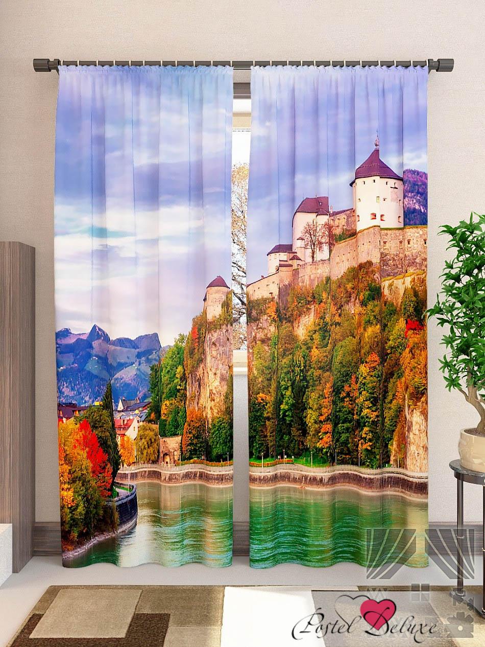 Шторы ТомДом Фотошторы Замок В Австрии