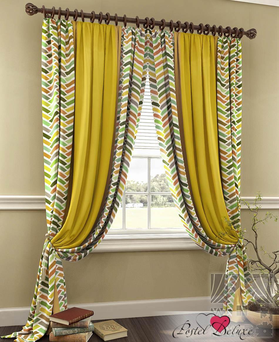 Шторы ТомДом Классические шторы Грейт Цвет: Желтый головка блока цилиндров в сборе на грейт вол сафе