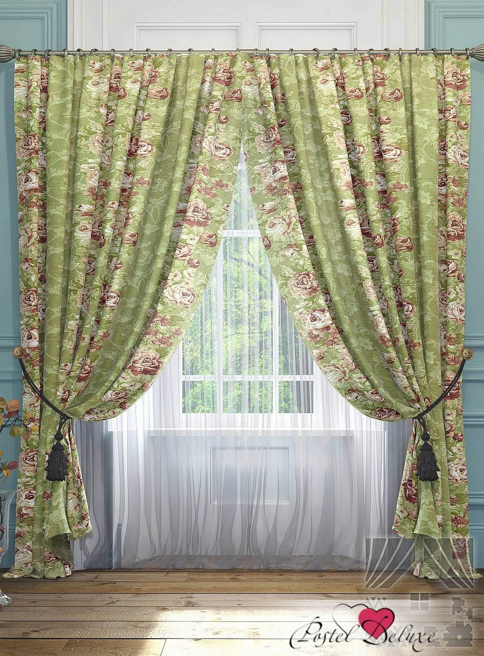 Шторы ТомДом Классические шторы Ирда