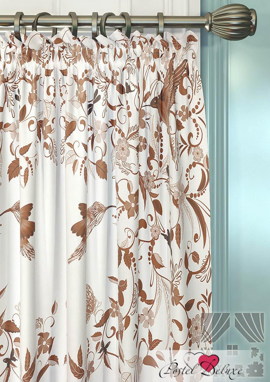Шторы ТомДом Классические шторы Агно Цвет: Серый
