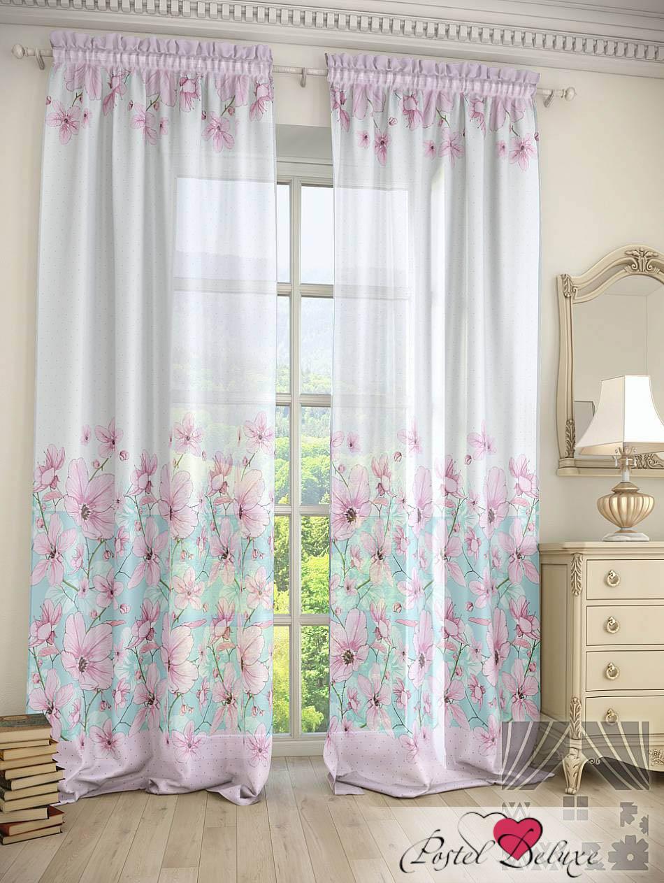 Шторы ТомДом Классические шторы Богория Цвет: Розовый томдом томдом классические шторы абель цвет малиновый
