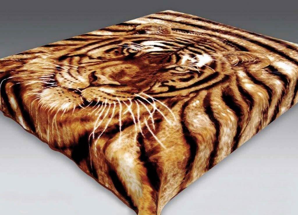 где купить Плед Tamerlan Плед Тигр (150х200 см) по лучшей цене