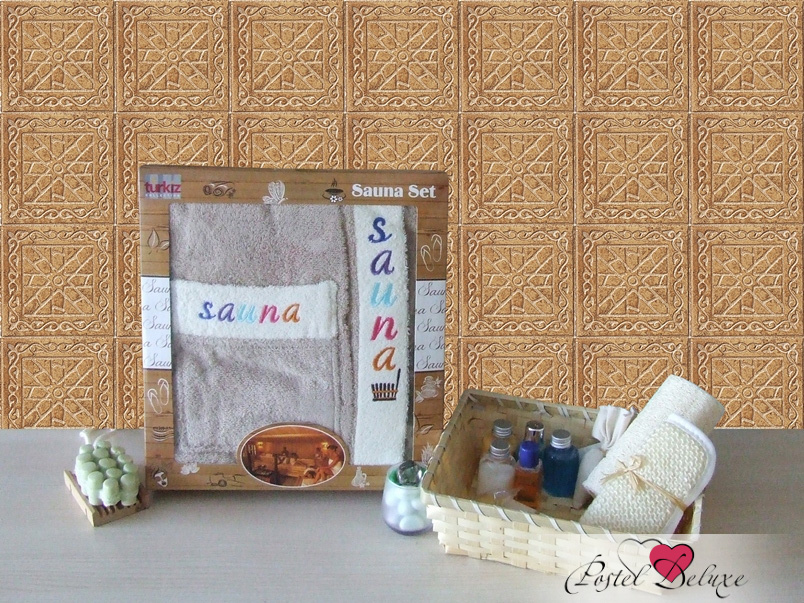 Сауны, бани и оборудование Turkiz Набор для сауны He сауны бани и оборудование valentini набор для сауны fashion цвет песочный