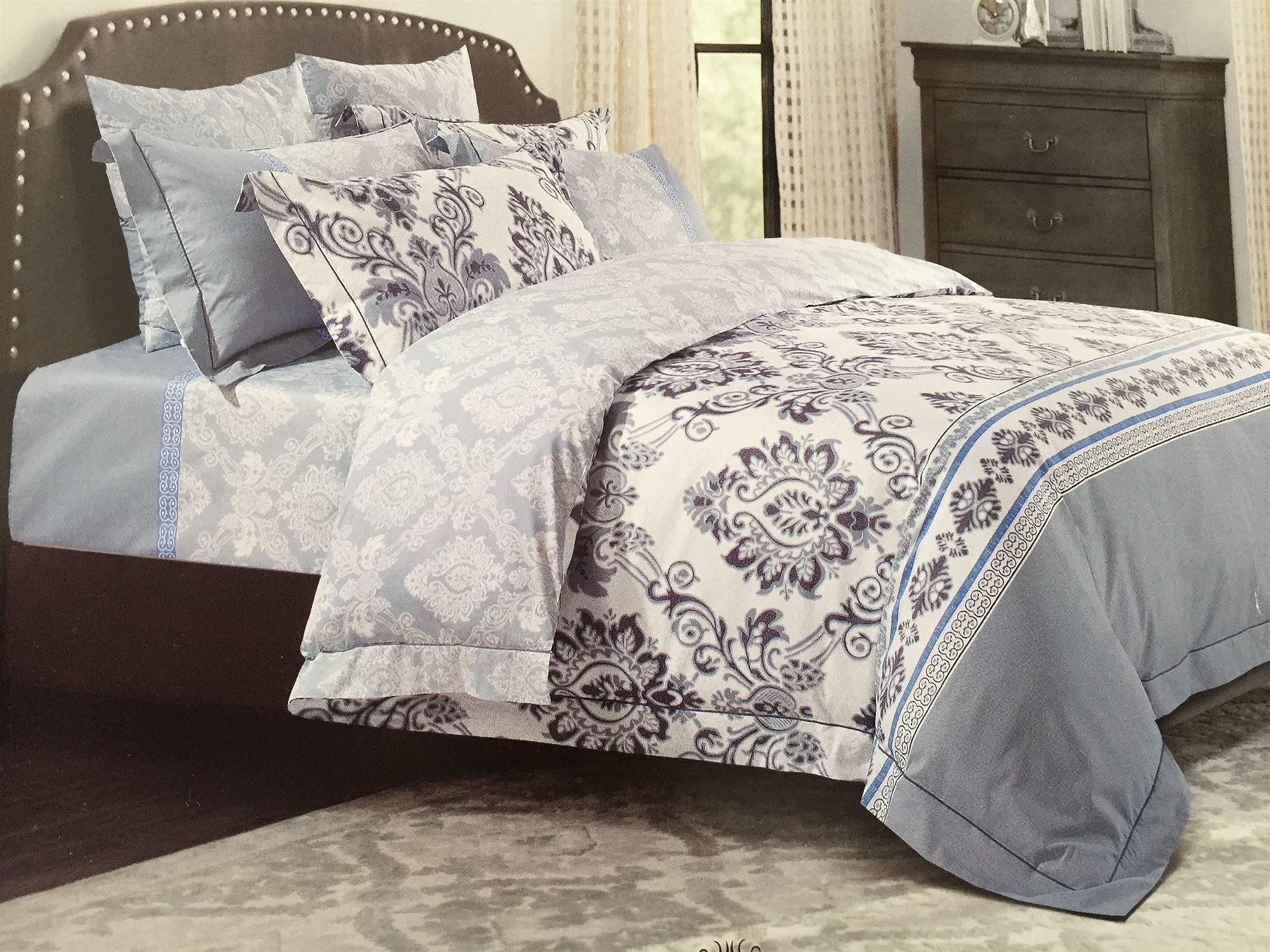 Постельное белье DO'n'CO Постельное белье Stil (2 сп. евро) постельное белье 2 сп 50х70 patrizia постельное белье с рисунком