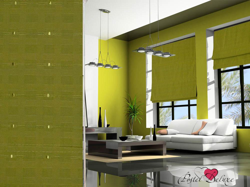 Римские и рулонные шторы Уют Римские шторы Терра Цвет: Зеленый (140х160)