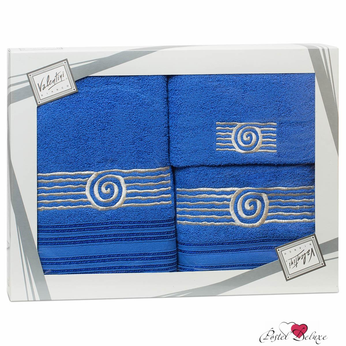 Полотенца Valentini Полотенце Sea Цвет: Синий (Набор) ваза для хранения chel sea h51 см