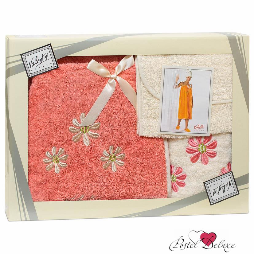 Сауны, бани и оборудование Valentini Набор для сауны Camomile Цвет: Лососевый сауны бани и оборудование valentini набор для сауны fashion цвет песочный