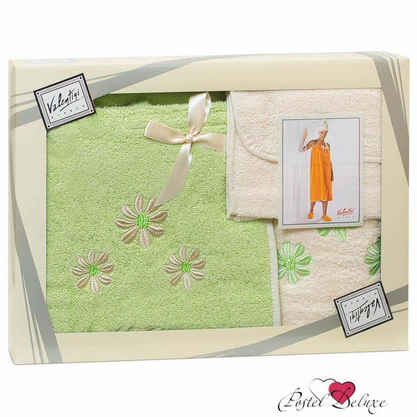 Сауны, бани и оборудование Valentini Набор для сауны Camomile Цвет: Салатовый сауны бани и оборудование valentini набор для сауны fashion цвет песочный