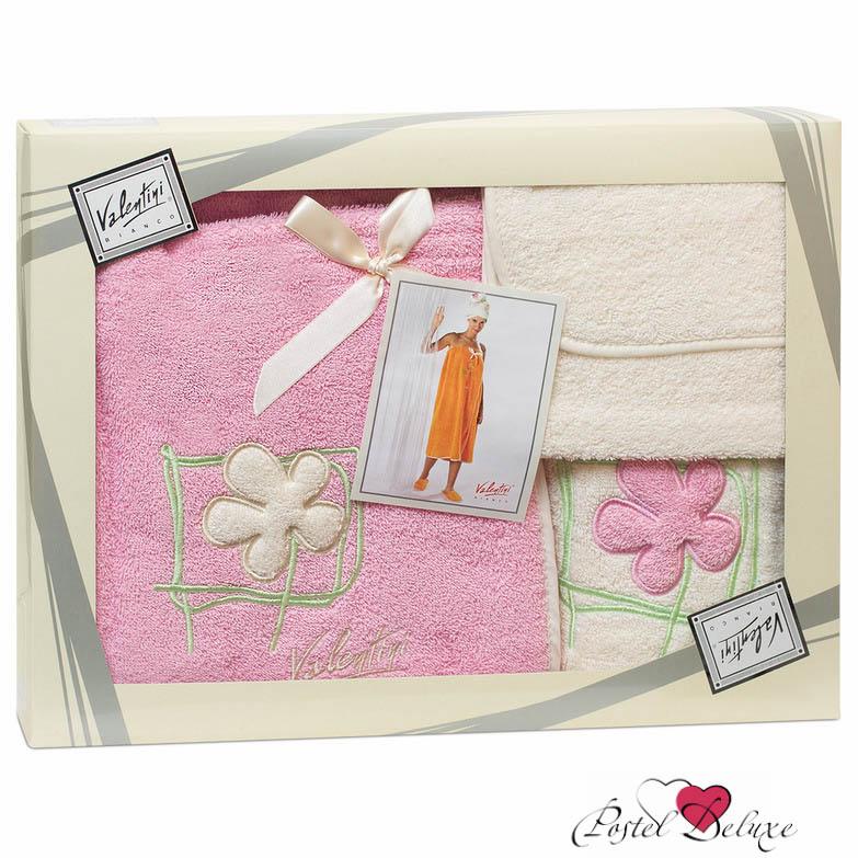 Сауны, бани и оборудование Valentini Набор для сауны Flower Цвет: Розовый сауны бани и оборудование valentini набор для сауны fashion цвет песочный