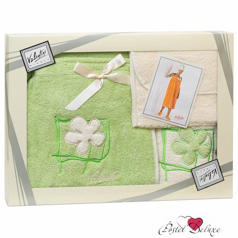 Сауны, бани и оборудование Valentini Набор для сауны Flower Цвет: Салатовый сауны бани и оборудование valentini набор для сауны fashion цвет песочный