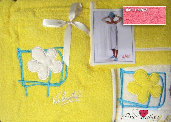 Сауны, бани и оборудование Valentini Набор для сауны Flower 2Цвет: Розовый сауны бани и оборудование valentini набор для сауны fashion цвет песочный