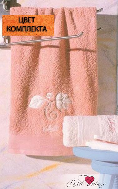 Полотенца Valentini ПолотенцеFlower 1Цвет: Оранжевый (Набор) набор из 3 полотенец merzuka sakura 50х90 2 70х140 8432 оранжевый
