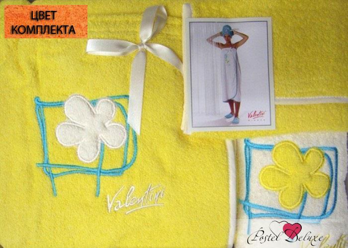 Сауны, бани и оборудование Valentini Набор для сауны Flower 2Цвет: Оранжевый сауны бани и оборудование valentini набор для сауны fashion цвет песочный