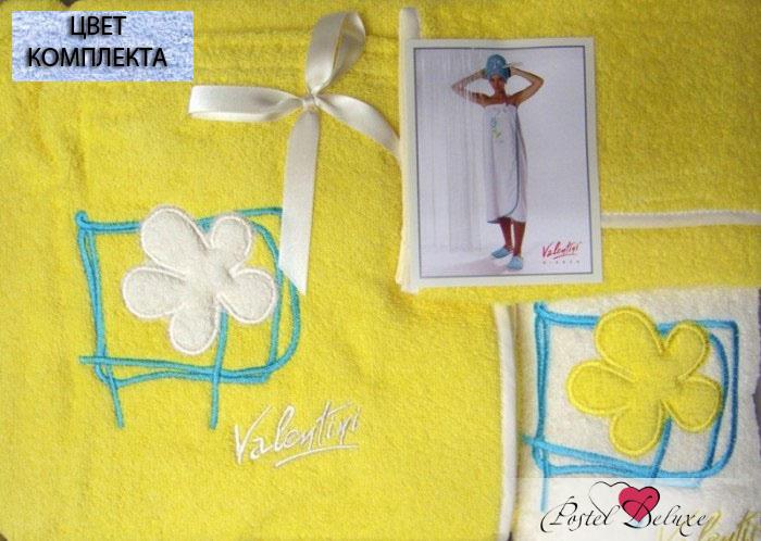 Сауны, бани и оборудование Valentini Набор для сауны Flower 2Цвет: Светло-Голубой сауны бани и оборудование valentini набор для сауны fashion цвет песочный