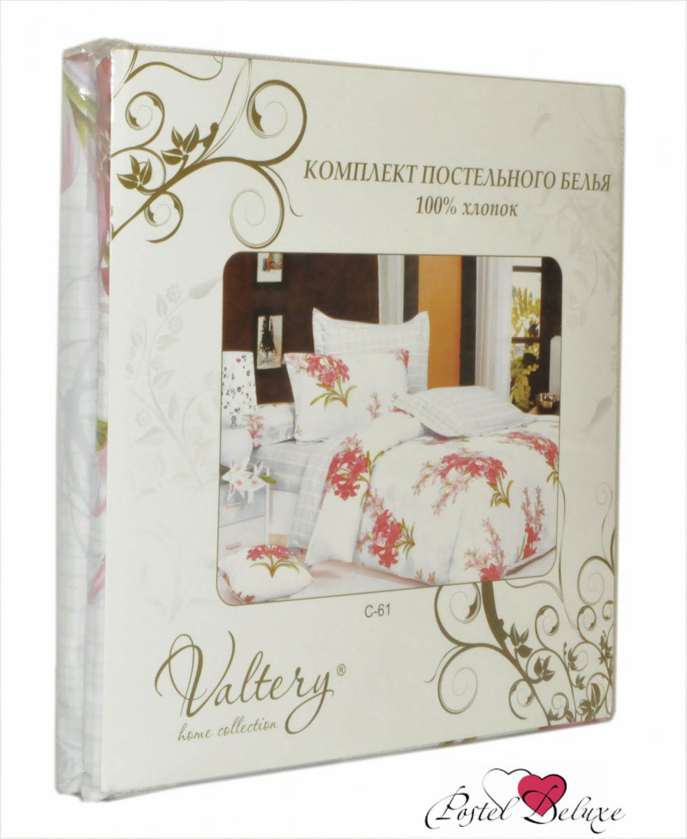 Постельное белье Valtery Постельное белье Alexis (2 сп. евро)