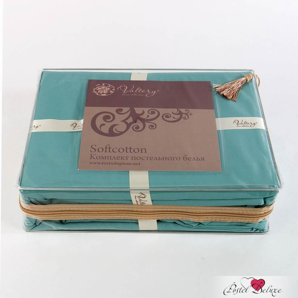 Постельное белье Valtery Постельное бельеAriel(2 сп. евро) постельное белье адель шоколад евро