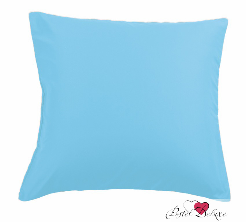 Наволочки Valtery Наволочка Silena Цвет: Голубой (70х70 - 2 шт)