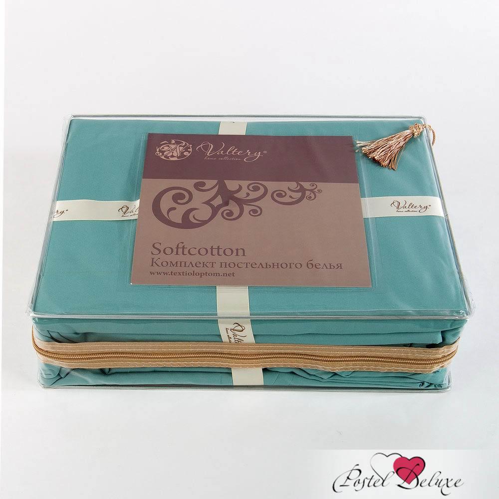Постельное белье Valtery Постельное белье Nueva (2 сп. евро) постельное белье адель шоколад евро
