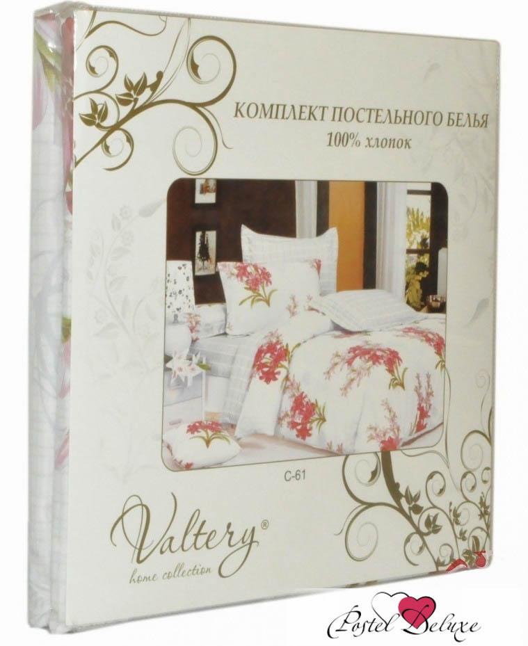 Постельное белье Valtery Постельное белье Aubree(2 сп. евро) постельное белье dome постельное белье tammara 2 сп евро