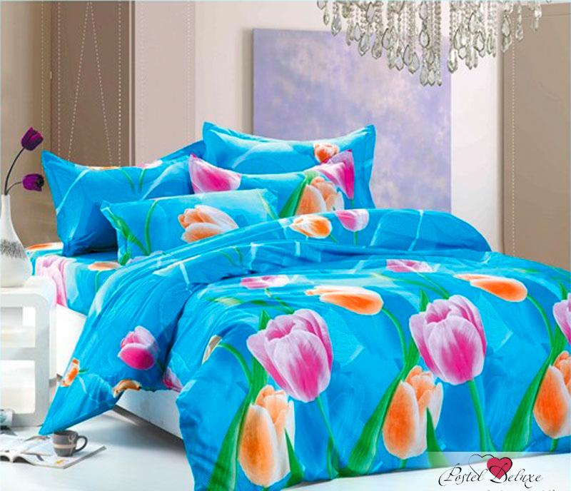 Постельное белье Valtery Постельное белье Melinda  (семейное) постельное белье мартекс постельное белье микрофибра 3d визит