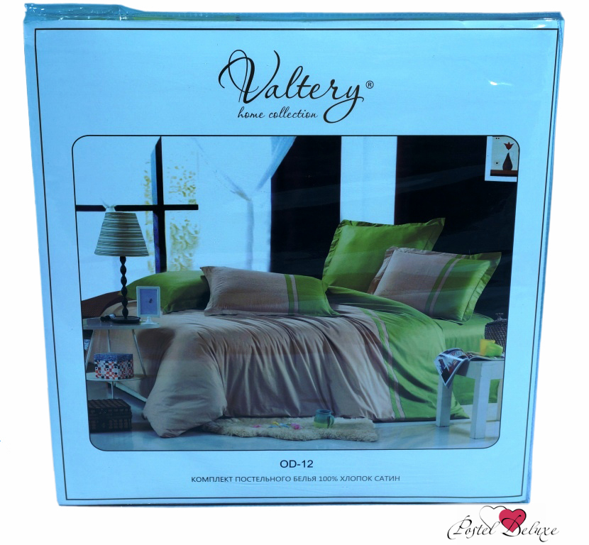 где купить Постельное белье Valtery Постельное белье Dacey  (2 спал.) по лучшей цене